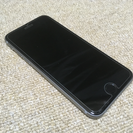 iPhone6S 64GB SpaceGray◆SIMロック解除済み
