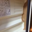 冷蔵庫 7月下旬までに取りに来てくれる方 - 長岡市