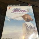 PS2 ときめきメモリアル3