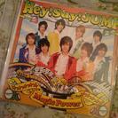 Hey!Say!JUMP Magicpower CD美品