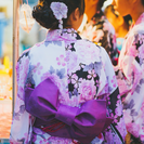 最短15分!元日本舞踊家が浴衣着付けいたします。