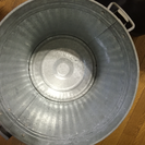 ブリキ製バケツ&プラスチック製ゴミ箱 - 横浜市