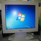 PC用液晶ディスプレー出品、3台で1500円です