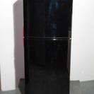 2ドア冷蔵庫  三菱 MR-14N-B  2008年製【中古】