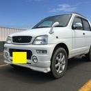 【商談成立】車検H29.3 テリオスキッド 切替4WD 4速AT