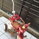 折りたたみ三輪車  iimoの画像