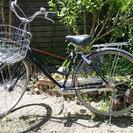 ブリヂストン中古27インチ自転車