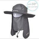 コロンビア 紫外線カット登山帽子