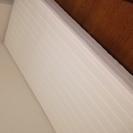 ショート丈ポケットコイルマットレスベッド 脚15cm セミシングル