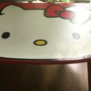 【お値下げ】キティちゃん 折りたたみテーブル