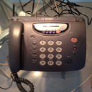 (無料) FAX電話機