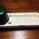 家庭用水耕栽培器(本体・給水タンクのみ)➕ロックウールポット付き