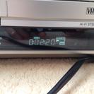【取引中】sony DVD VHSレコーダー - 水戸市