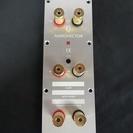 オーディオベクターのプレート