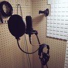 【録音】ボーカル,弾き語り,歌ってみた,ナレーション,声劇などの...