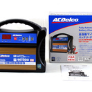ACDelco : バッテリー用充電器 : AD-0007 税別価格