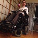 時給全国トップレベルです。重度障害者の介助者募集!