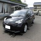 トヨタ ラクティス 1.5G 4WD(黒)
