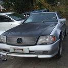 1990年 稀少 W129 Mベンツ500SL ボディのみ 部品取...
