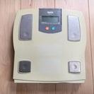 タニタ体重体脂肪計 TBF-611