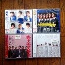 純烈 CD 未開封新品 4枚セット 戦隊ヒーロー俳優 ムード歌謡