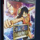 中古PS3ワンピース海賊無双❤美品❤