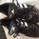 adidas サッカー スパイク 22.5cm 良品☆