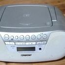 ZS-S10CP SONY製 CDラジカセ