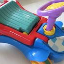 ピープル 押し車コンビカー 乗用玩具 「直接手渡し希望」