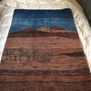 手織り絨毯 ギャッベ(カシュクーリ)