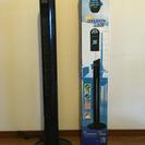 タワーファン(縦型扇風機、黒、2010年購入)