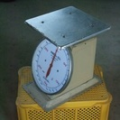 値下げしました。!!上皿計り(量り)<30kg>(農業・園芸・工...