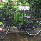 【取引中】自転車譲ります