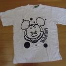 ミッキーTシャツ/新品・タグ付き