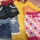 女児130 お洋服9点セット