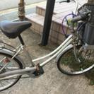 サンヨー 電話アシスト自転車 初期のエナクル