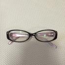 ジルスチュアート 眼鏡