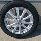【売約済】スタッドレスタイヤ  155/65R14 75Q 4本セット
