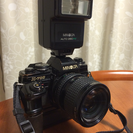 ミノルタ一眼レフカメラ X-700