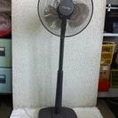 中古格安短期使用 扇風機 大型。33,5cm、背高90/125c...