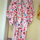 浴衣と帯(子供用)