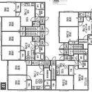 新築アパート一括売り、価格:1億3320万、最寄駅:西武新宿線久...