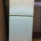 短期使用冷凍冷蔵庫 シャープ2ドア 左右両開き 227L、…