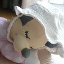 白い帽子(赤ちゃんの城)