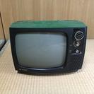 レトロなテレビの画像