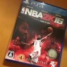 PS4 NBA2K16
