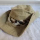 ケニア製 サファリ帽