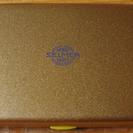 クラリネット用リードケース(セルマーのロゴ入り)