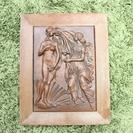 「ヴィーナスの誕生」の銅板壁掛けインテリア