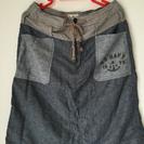 レディス 軽くて涼しいスカート サイズ:F